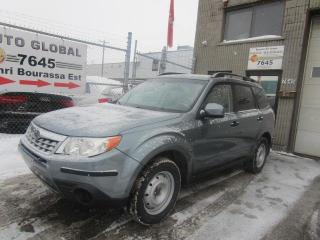 Used 2011 Subaru Forester Familiale 5 portes, boîte automatique, 2 for sale in Montréal, QC