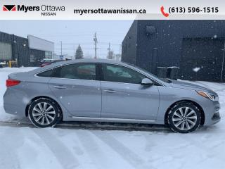 Used 2016 Hyundai Sonata GL  - Bluetooth -  Heated Seats for sale in Ottawa, ON