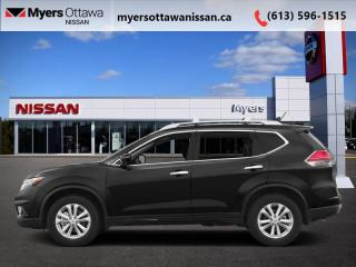 Used 2015 Nissan Rogue SV  - Sunroof -  Bluetooth -  Heated Seats for sale in Ottawa, ON