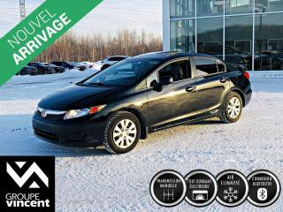 Used 2012 Honda Civic EX ** GARANTIE 10 ANS ** Amusante à conduire à bas prix! for sale in Shawinigan, QC