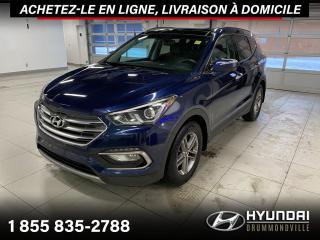 Used 2018 Hyundai Santa Fe Sport LUXYRY + GARANTIE + NAVI + TOIT PANO+ WO for sale in Drummondville, QC