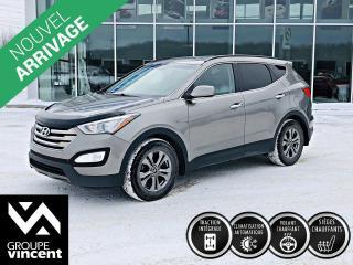 Used 2015 Hyundai Santa Fe SPORT PREMIUM AWD ** GARANTIE 10 ANS ** BIen équipé, fiable et sécuritaire! for sale in Shawinigan, QC