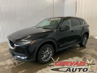 Used 2017 Mazda CX-5 GS Mags Caméra Cuir/Tissus A/C Volant chauffant for sale in Shawinigan, QC