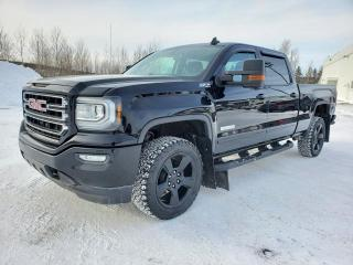Used 2018 GMC Sierra 1500 SLE, ELEVATION, Z71, CREW 4X4 for sale in Vallée-Jonction, QC