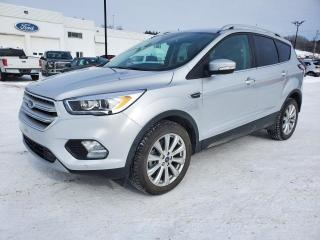 Used 2018 Ford Escape TITANIUM, 2L ECOBOOST, AWD, NAVI for sale in Vallée-Jonction, QC