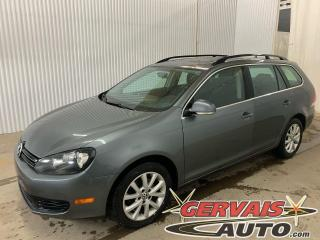 Used 2013 Volkswagen Golf Wagon 2.5 Mags Toit Panoramique A/C Sièges Chauffants for sale in Trois-Rivières, QC