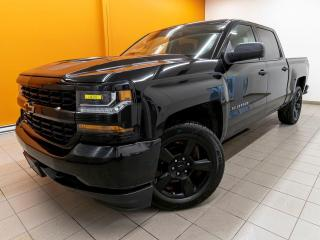 Used 2018 Chevrolet Silverado 1500 CREW 4X4 BLUETOOTH CAMÉRA *GR. REMORQUAGE* for sale in St-Jérôme, QC