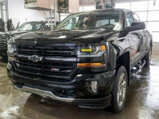 Used 2018 Chevrolet Silverado 1500 LT CREW 4X4 CAMÉRA SIÈGES CHAUFF *GR. REMORQUAGE* for sale in St-Jérôme, QC