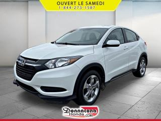 Used 2017 Honda HR-V LX *GARANTIE 10 ANS / 200 000 KM* for sale in Donnacona, QC