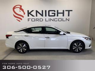 Used 2019 Nissan Altima 2.5 SV for sale in Moose Jaw, SK