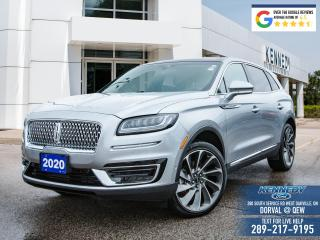 Used 2020 Lincoln Nautilus RESERVE for sale in Oakville, ON