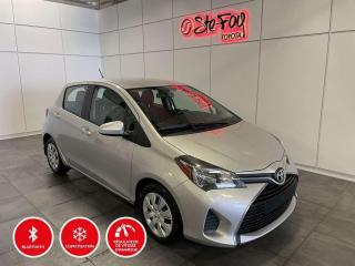 Used 2016 Toyota Yaris Le - Bluetooth for sale in Québec, QC