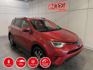 Used 2017 Toyota RAV4 LE - AWD - SIÈGES CHAUFFANTS for sale in Québec, QC