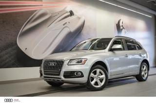 Used 2016 Audi Q5 KOMFORT - 2.0 TFSI - QUATTRO AWD for sale in Sherbrooke, QC