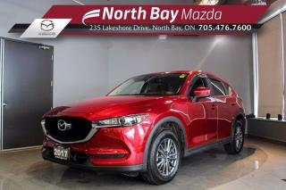 Used 2017 Mazda CX-5 GS AWD - Heated Seats - Heated Steering Wheel - Power Tailgate for sale in North Bay, ON
