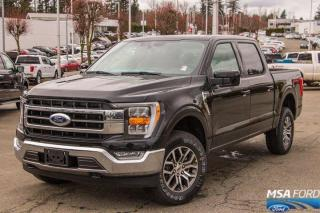 New 2021 Ford F-150 Lariat for sale in Abbotsford, BC