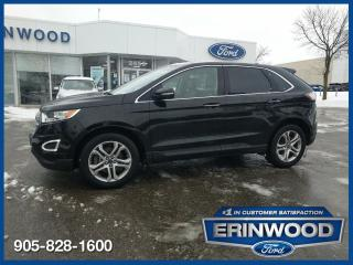 Used 2018 Ford Edge Titanium for sale in Mississauga, ON