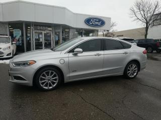 Used 2018 Ford Fusion SE for sale in Mississauga, ON