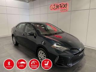 Used 2017 Toyota Corolla SE - SIÈGES CHAUFFANTS for sale in Québec, QC