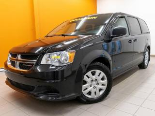 Used 2016 Dodge Grand Caravan SXT CLIMATISEUR *STOW N GO* for sale in Mirabel, QC