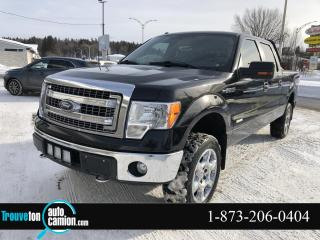 Used 2014 Ford F-150 Cab SuperCrew 4RM 157 po XLT for sale in Shawinigan, QC