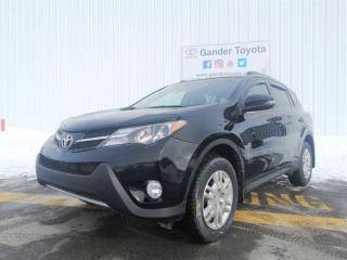 Used 2015 Toyota RAV4 LIMITED  for sale in Gander, NL