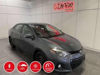 Used 2016 Toyota Corolla SE - MANUELLE - SIÈGES CHAUFFANTS for sale in Québec, QC