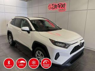 Used 2020 Toyota RAV4 LE - AWD - SIÈGES CHAUFFANTS for sale in Québec, QC
