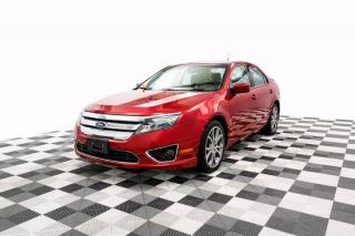 Used 2011 Ford Fusion SE Sync for sale in New Westminster, BC