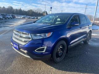 Used 2015 Ford Edge SEL for sale in New Hamburg, ON