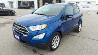 Used 2018 Ford EcoSport SE for sale in New Hamburg, ON