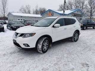 Used 2014 Nissan Rogue SL for sale in Madoc, ON