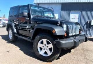 Used 2011 Jeep Wrangler ***SPORT,AUTOMATIQUE,4X4,A/C*** for sale in Longueuil, QC