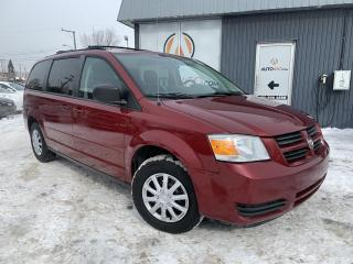 Used 2010 Dodge Grand Caravan ***SE,STOW&GO,DVD,A/C,AUBAINE*** for sale in Longueuil, QC