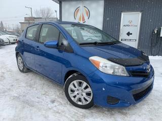 Used 2012 Toyota Yaris ***LE,HATCHBACK,AUTOMATIQUE,A/C*** for sale in Longueuil, QC