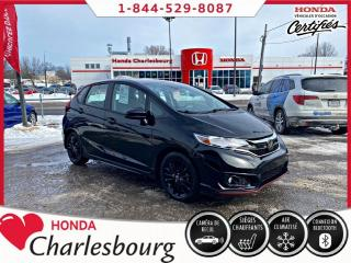 Used 2018 Honda Fit SPORT**7976 KM**AUTOMATIQUE** for sale in Charlesbourg, QC