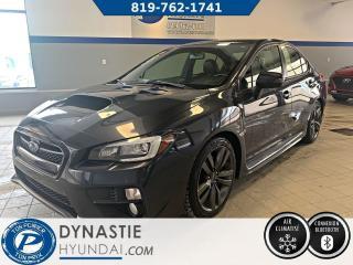 Used 2017 Subaru WRX Sport-tech (FRAIS VIP495$ NON INCLUS) for sale in Rouyn-Noranda, QC