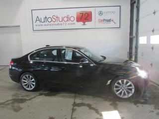 Used 2014 BMW 3 Series XDRIVE **AWD**CUIR**TOIT** for sale in Mirabel, QC