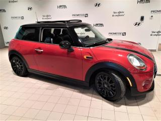 Used 2017 MINI Cooper Hardtop Hayon 3 portes * TOIT OUVRANT, CUIR, JAM for sale in St-Eustache, QC