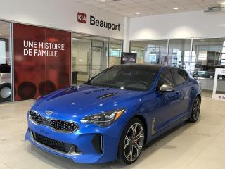Used 2018 Kia Stinger GT Limited AWD for sale in Beauport, QC