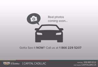Used 2017 Cadillac ATS Sedan Luxury AWD*LEATHER*SUNROOF* for sale in Regina, SK