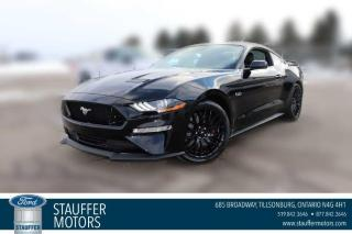 New 2021 Ford Mustang GT Premium for sale in Tillsonburg, ON
