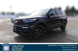 New 2021 Ford Explorer ST for sale in Tillsonburg, ON