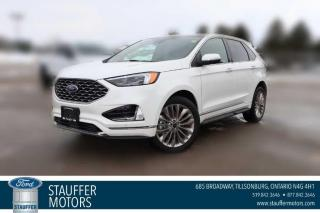 New 2020 Ford Edge Titanium for sale in Tillsonburg, ON