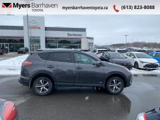 Used 2016 Toyota RAV4 XLE  - Sunroof -  Heated Seats - $132 B/W for sale in Ottawa, ON