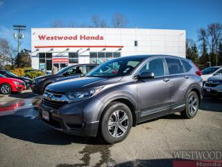 Used 2019 Honda CR-V LX 2WD for sale in Port Moody, BC