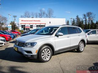 Used 2018 Volkswagen Tiguan for sale in Port Moody, BC