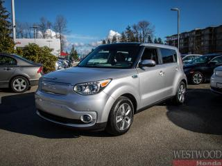 Used 2017 Kia Soul EV EV for sale in Port Moody, BC
