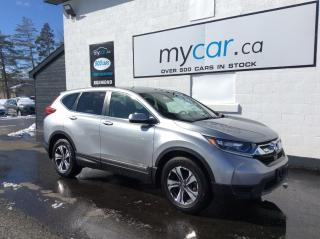 Used 2019 Honda CR-V LX HEATED SEATS, ALLOYS, BACKUP CAM, MYCAR POWERBUY! for sale in Richmond, ON