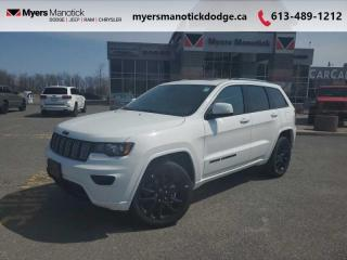 New 2021 Jeep Grand Cherokee Altitude  - Navigation - $313 B/W for sale in Ottawa, ON